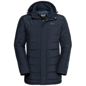 Jack Wolfskin Svalbard Manteau Homme, night blue